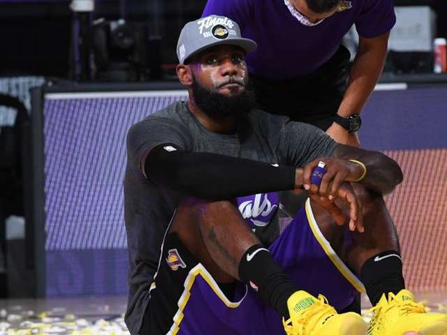 LeBron James Honors Kobe Bryant's Legacy After Advancing to NBA Finals for 10th Time
