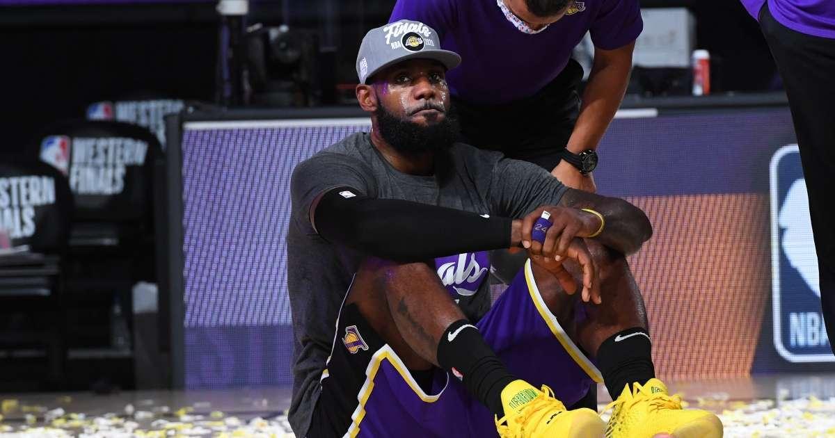 LeBron James Kobe Bryant legacy NBA final 10th time