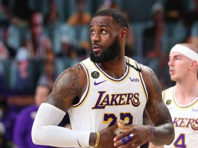 LeBron James Makes History With 16th All-NBA Selection