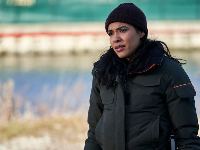 'Chicago P.D': Lisseth Chavez Exits to Join 'DC's Legends Of Tomorrow'