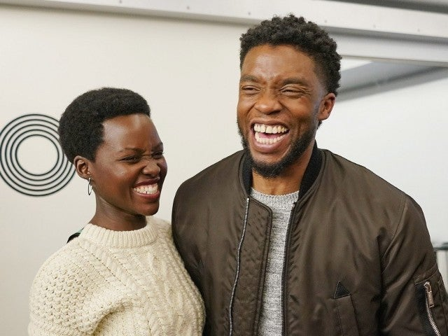 Lupita Nyong'o Mourns 'Black Panther' Co-Star Chadwick Boseman in Touching Tribute