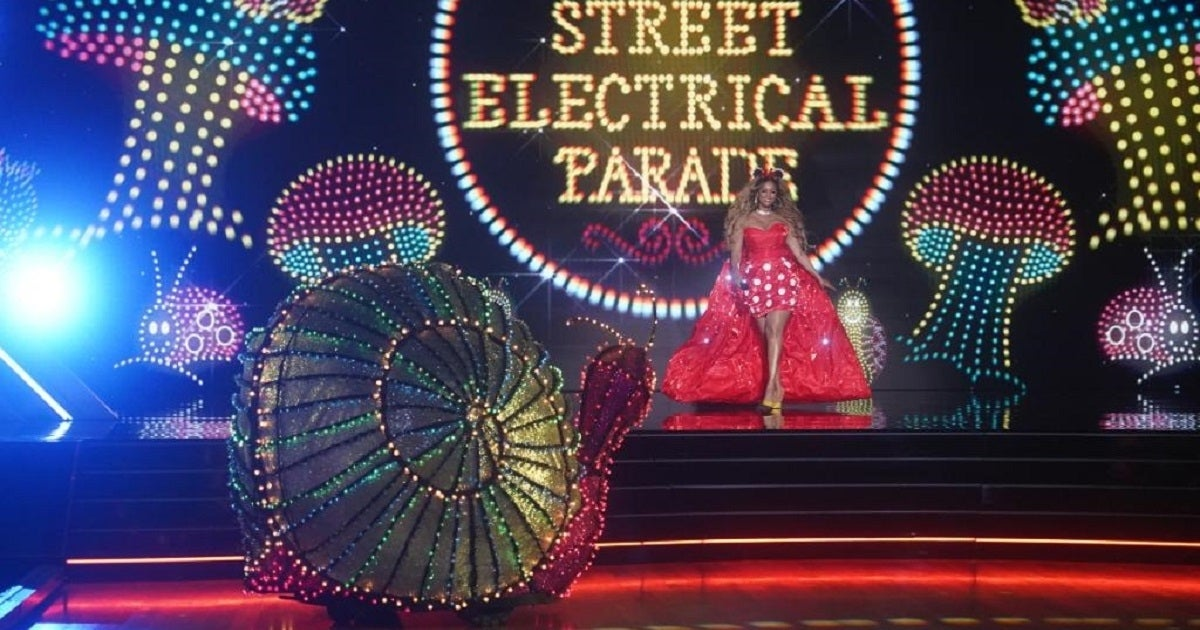 main street electrical parade abc dwts