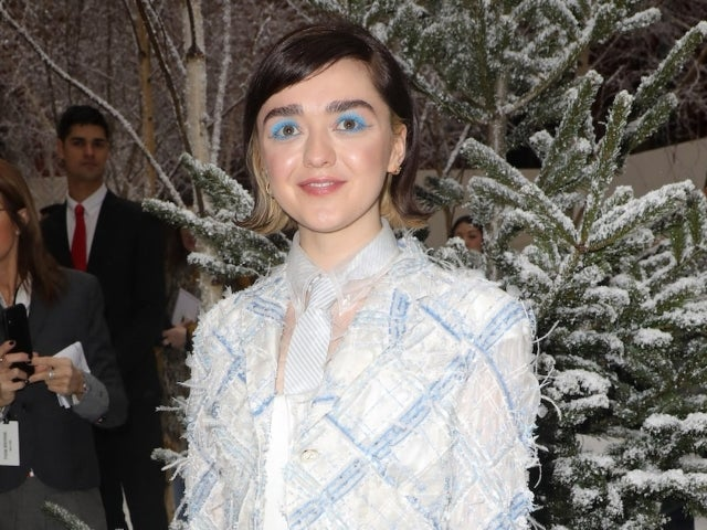 'Game of Thrones' Star Maisie Williams Shows off New Blonde Mullet Haircut