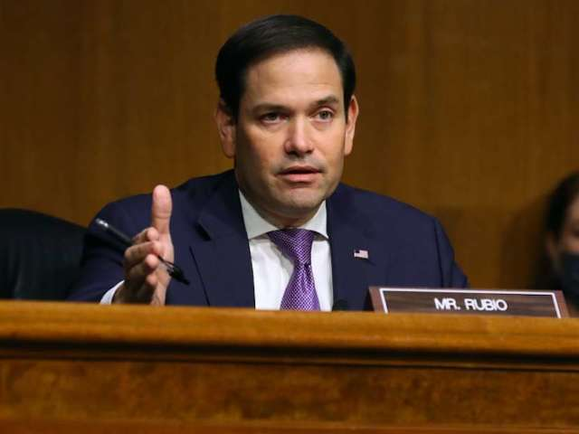 Marco Rubio Shares Cryptic Tweet About Villains, 'Crooked Talk' Following Donald Trump's Election Comments
