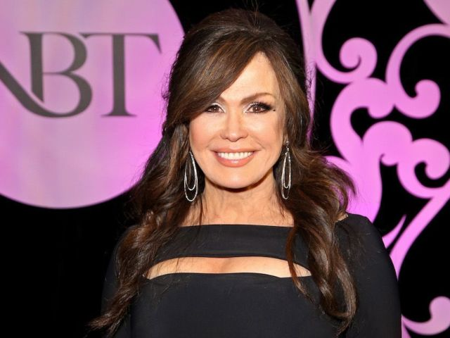 Marie Osmond Is Leaving 'The Talk'