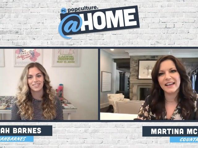 Martina McBride - PopCulture @Home Exclusive Interview
