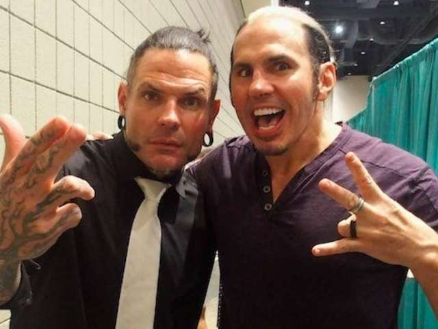 Matt Hardy's Wife Reby Upset After Botched Table Spot at All Out: 'Shame on Everyone'