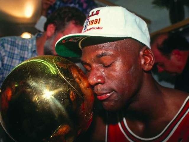 Remembering Michael Jordan's Landmark McDonald's Deal