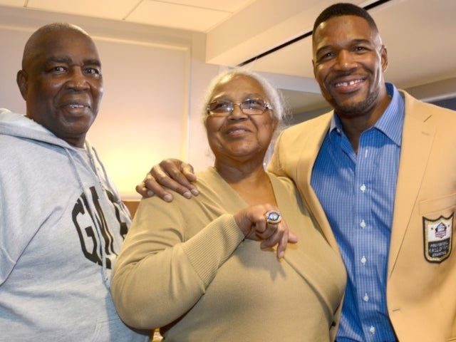 Gene Willie Strahan, Michael Strahan's Father, Dead at 83