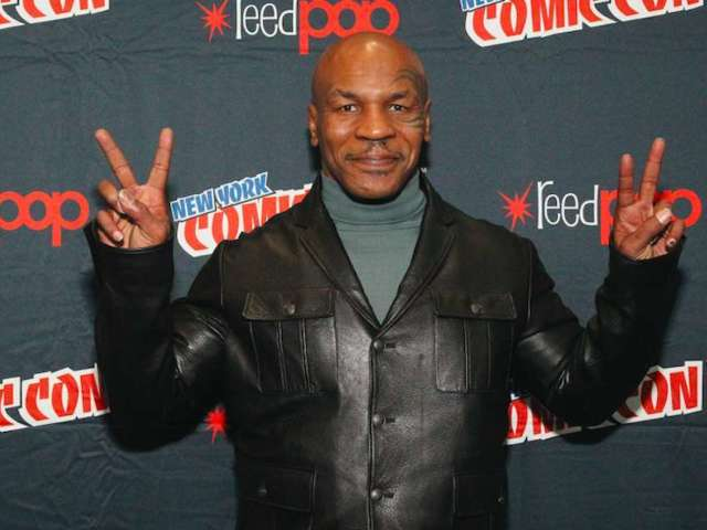 Mike Tyson to Cast His First Vote Ever in Upcoming Presidential Election
