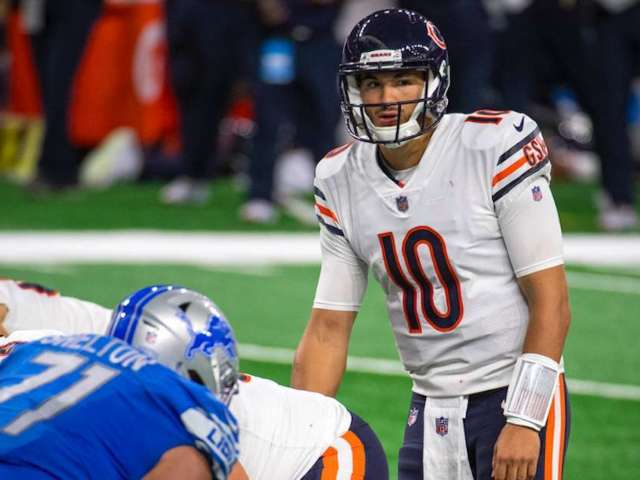 Mitch Trubisky: Bears QB Struggles in Season Opener, and Fans Sound Off