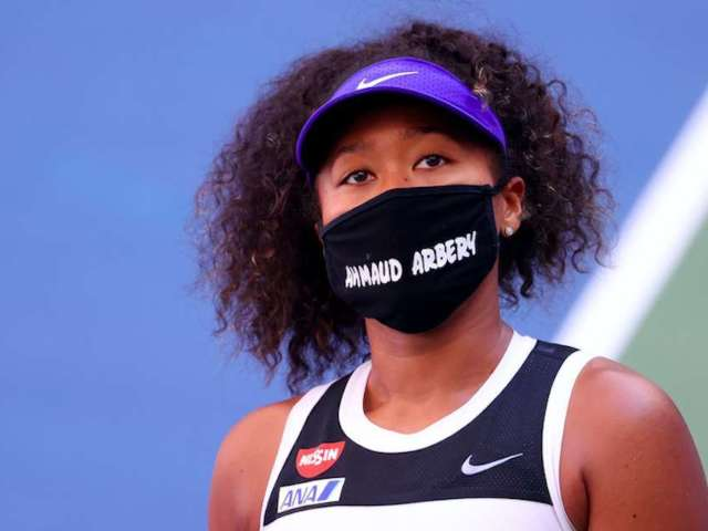 Parents of Ahmaud Arbery, Trayvon Martin Speak out After Naomi Osaka Represents Their Children at US Open