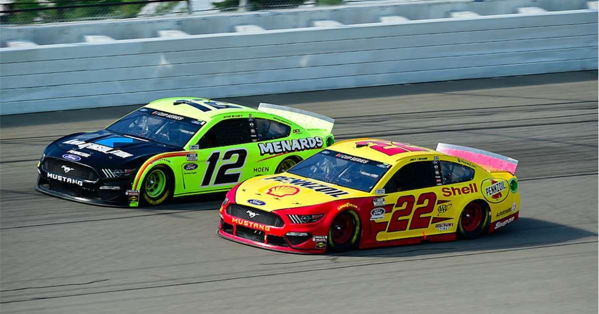 NASCAR-Playoffs