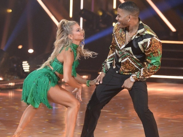Nelly Trumps 'DWTS' Judges With Heeled Jordans, and Fans Can't Get Over It
