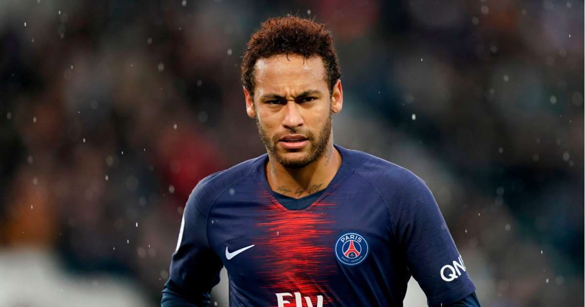 Neymar tests positive COVID-19
