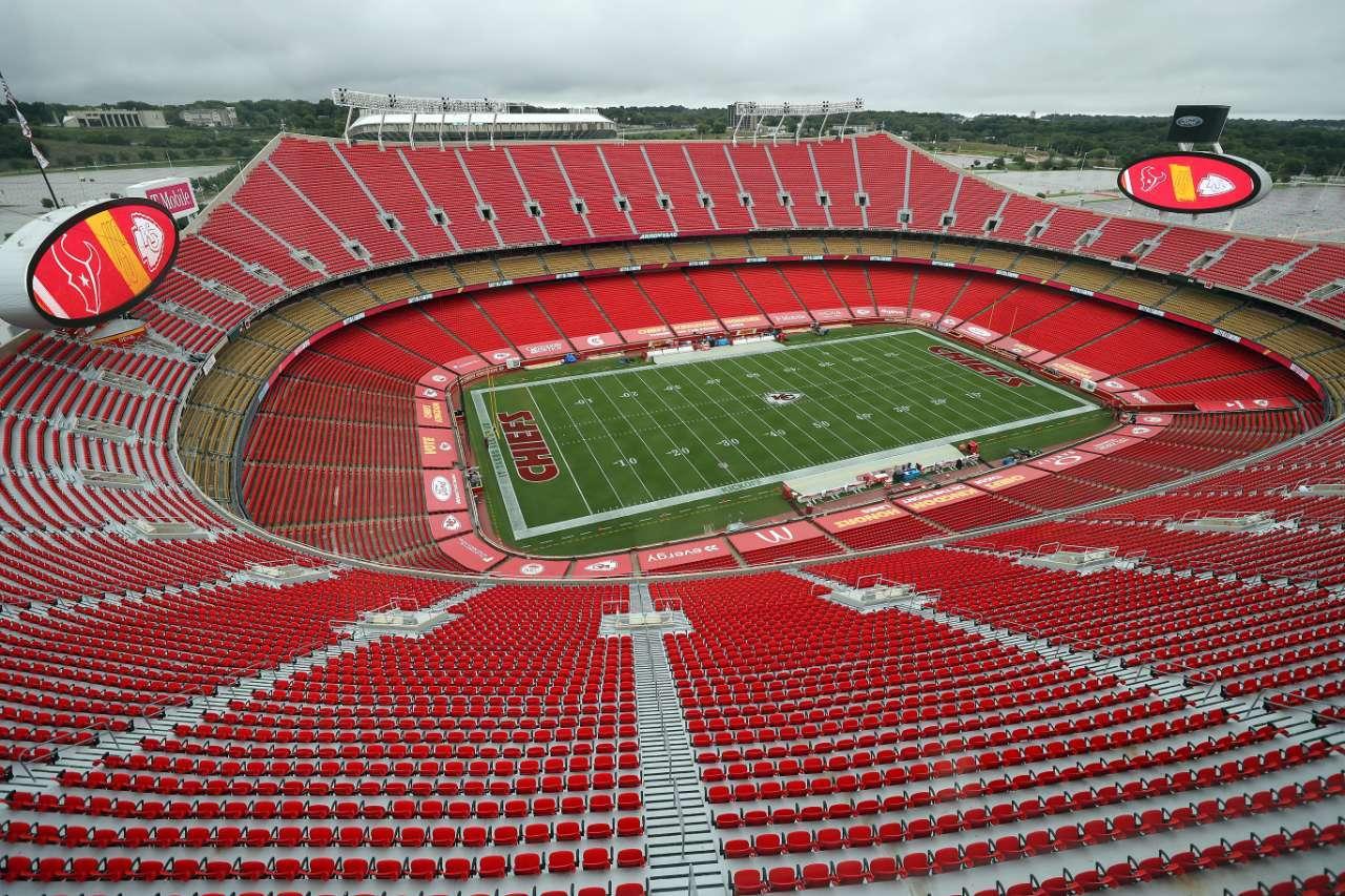 NFL fans games Chiefs