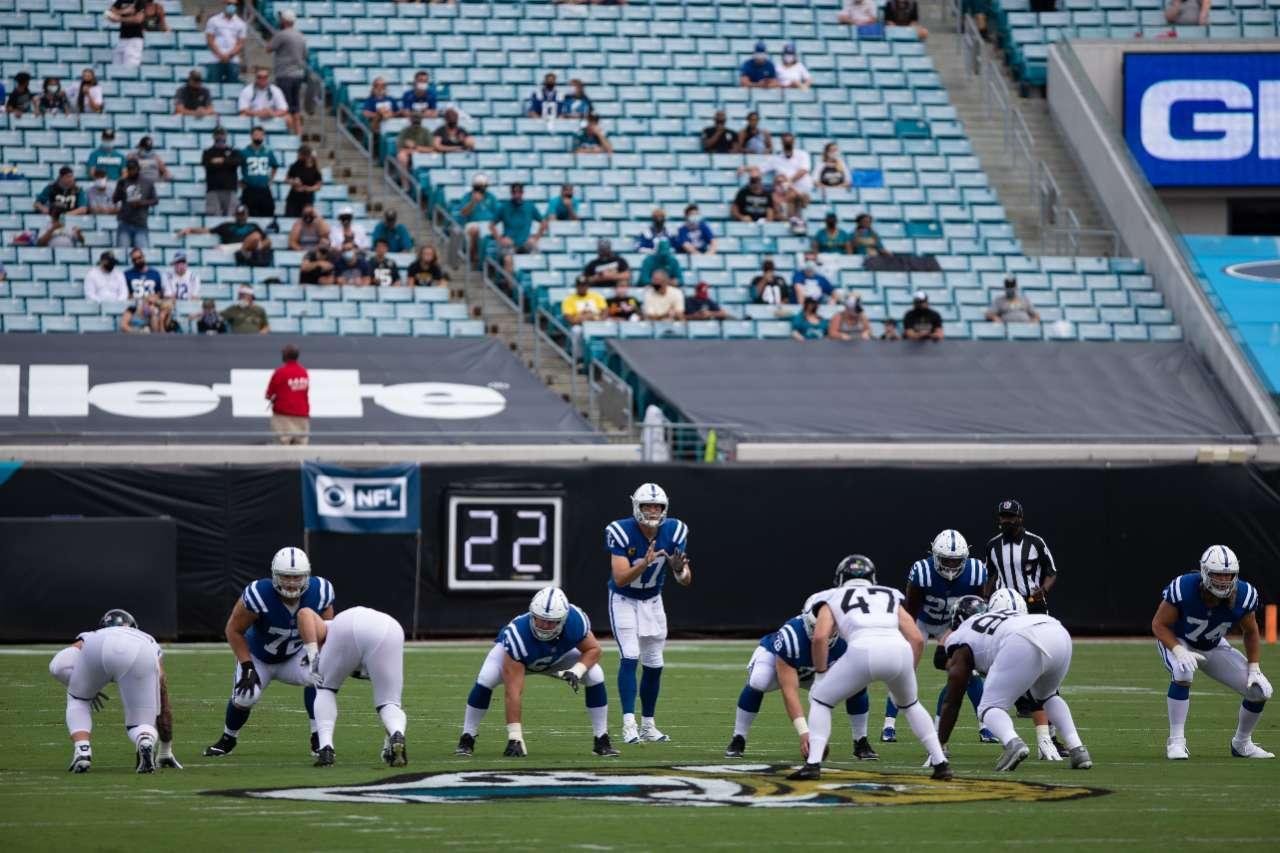 NFL fans games Jaguars