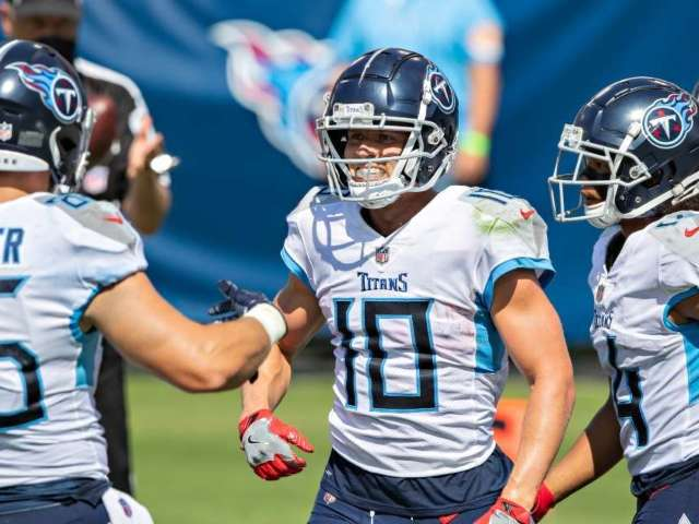 NFL Reportedly Makes Decision on Titans-Steelers Game After Multiple Titans Players Test Positive for COVID-19