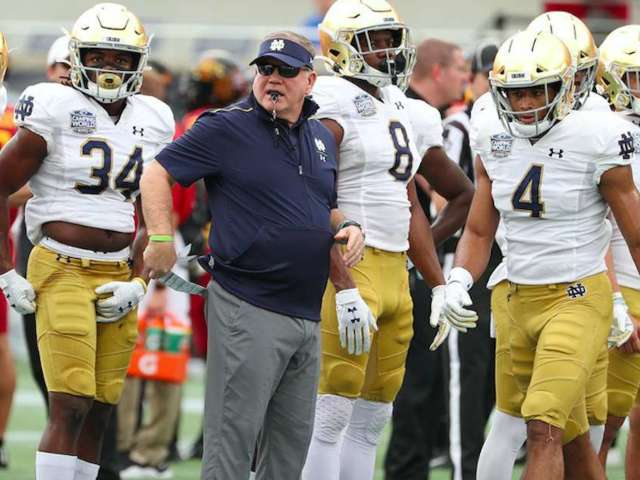 Notre Dame vs. Wake Forest Postponed Following COVID-19 Outbreak