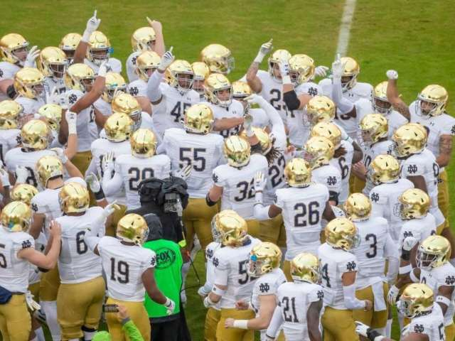 Notre Dame vs. Wake Forest Rescheduled for December Following Postponement Over COVID Outbreak