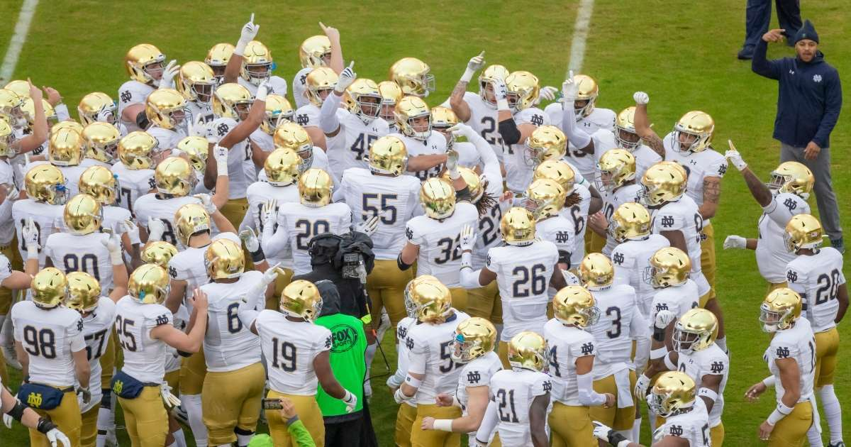Notre Dame vs Wake Forest rescheduled December postponement COVID-19 outbreak