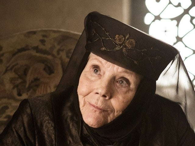 'Game of Thrones' Stars Mourn Diana Rigg, Who Played Olenna Tyrell