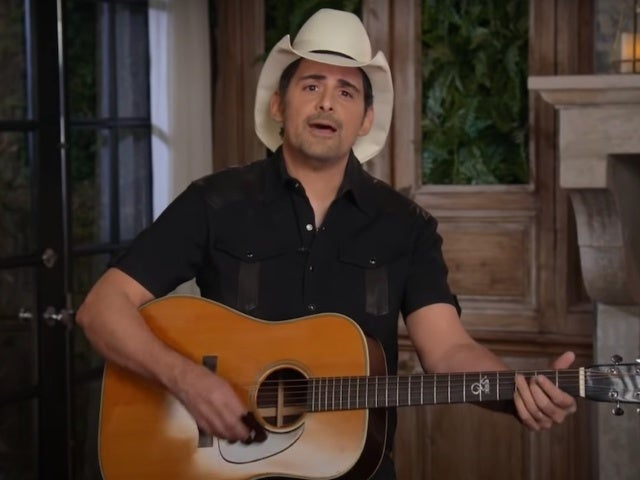 Brad Paisley Delivers Opening Monologue as Guest Host on 'Jimmy Kimmel Live'