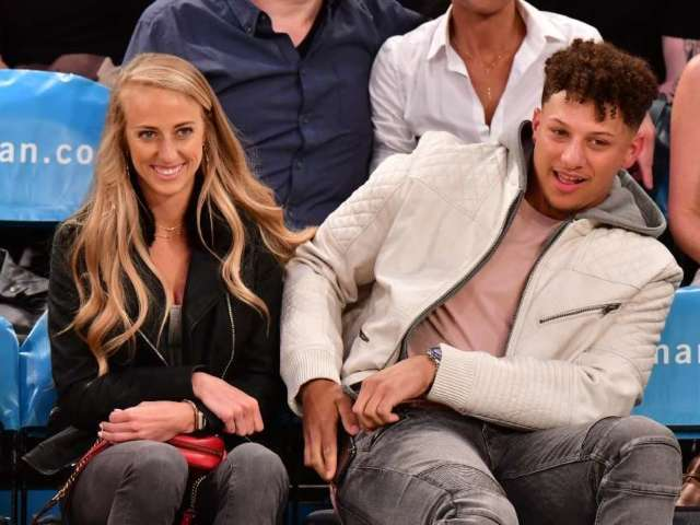 Patrick Mahomes Reveals Fiancee Brittany Matthews Upgraded His Car for Birthday