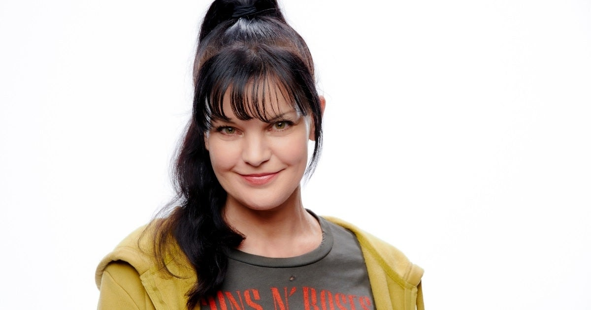pauley perrette getty images cbs