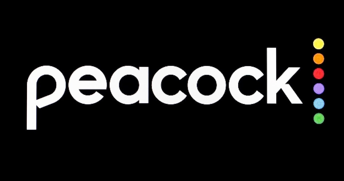peacock logo getty images