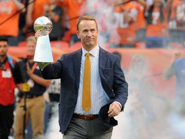 Peyton Manning Among Players Nominated for Pro Football Hall of Fame Class of 2021