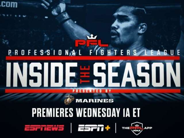 Professional Fighters League's 'Inside The Season' to Debut on ESPNews and ESPN+, John C. McGinley to Narrate (Exclusive)