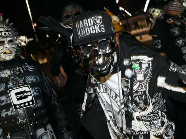 Raiders Make History With First Las Vegas Game, and NFL Fans are Fired Up