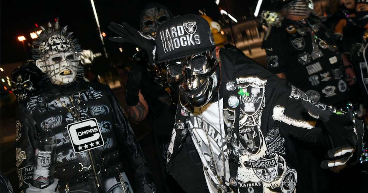 Raiders-Fans