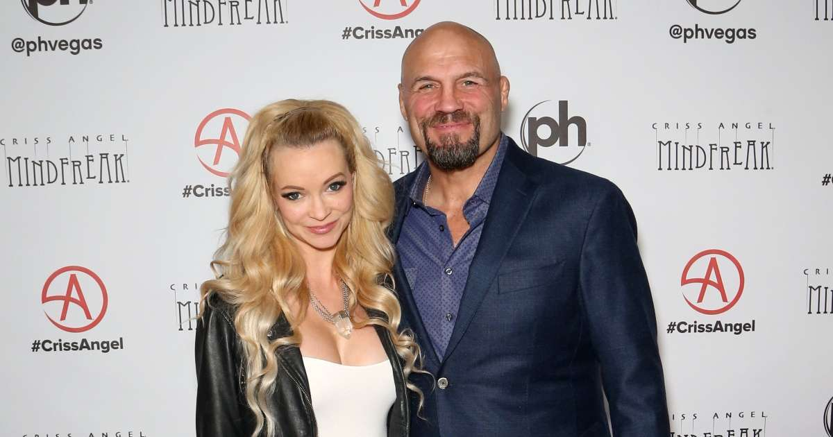 Randy Couture Mindy Robinson inured ATV accident UFC surgery