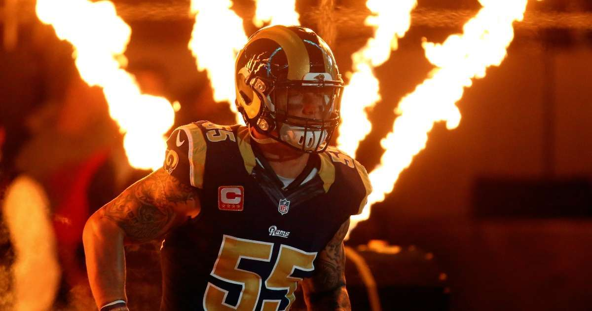 Road Warrior Animal dead James Laurinaitis former NFL star father passing