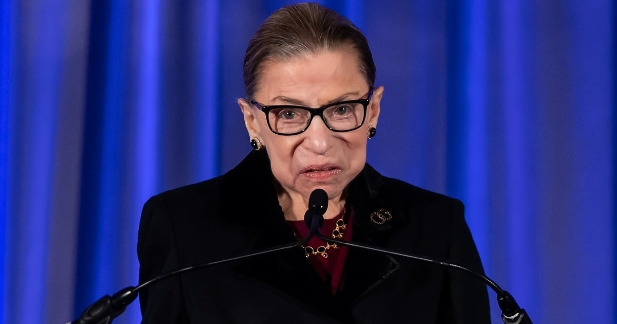 ruth bader ginsburg getty images 2