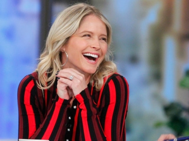 Sara Haines Officially Returns as Co-Host of 'The View'