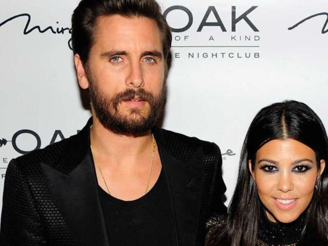 Are Kourtney Kardashian and Ex Scott Disick Back Together After Sister Kim's 40th Birthday Bash?