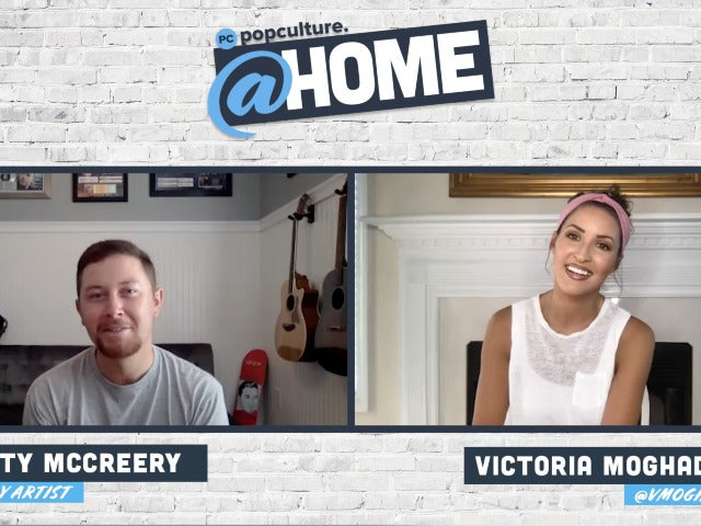 Scotty McCreery - PopCulture @Home Exclusive Interview