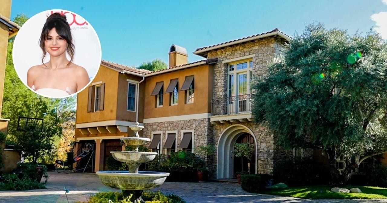 Selena Gomez Mansion