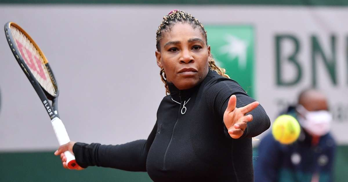 Serena Williams french open withdraws achilles injury