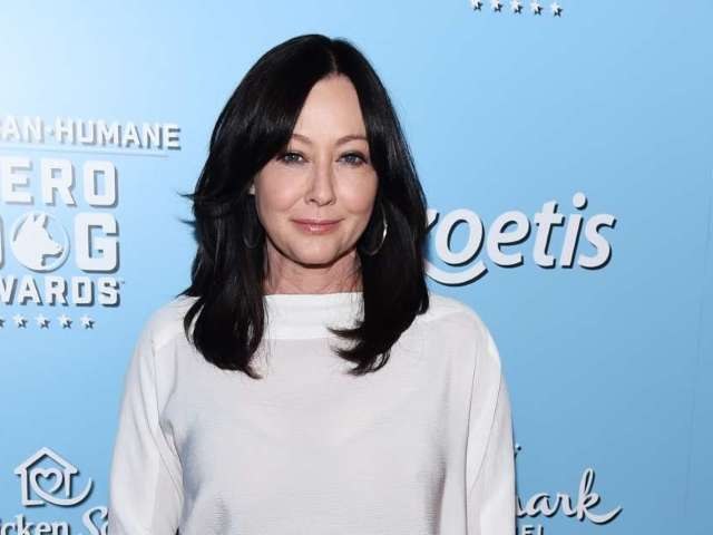 Shannen Doherty Plans on Living Another '10 or 15 Years' Amid Stage 4 Breast Cancer Battle