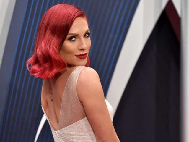 'Dancing With the Stars': Sharna Burgess' Fans Thought Her New Photo Was Pregnancy Reveal