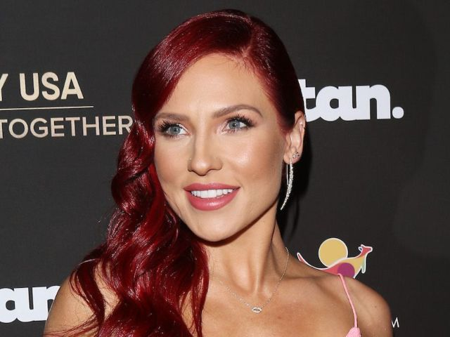 'DWTS' Premiere: Fans Are Obsessed With Sharna Burgess' New Hair Color