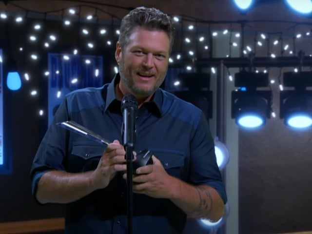 Blake Shelton 'Shocked and Honored' After Winning ACM Award for 'God's Country'