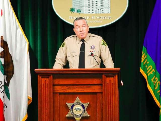 Sheriff Challenges LeBron James to Match Reward Money for Gunman Who Shot Deputies in Compton