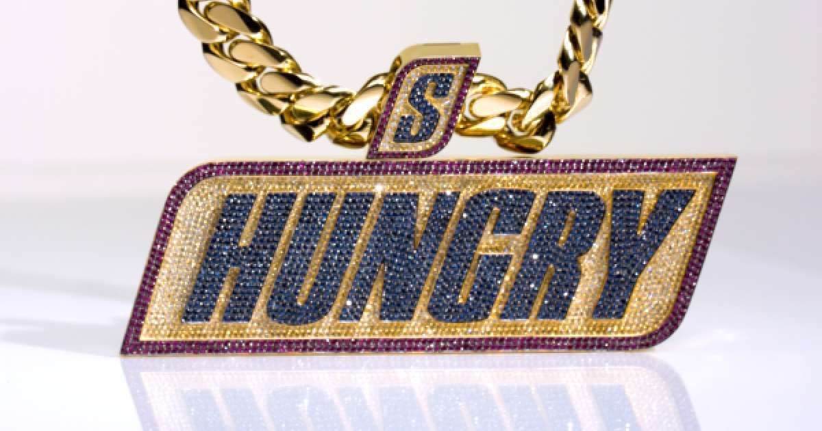 Snickers Hungriest Player Chain Ed Reed
