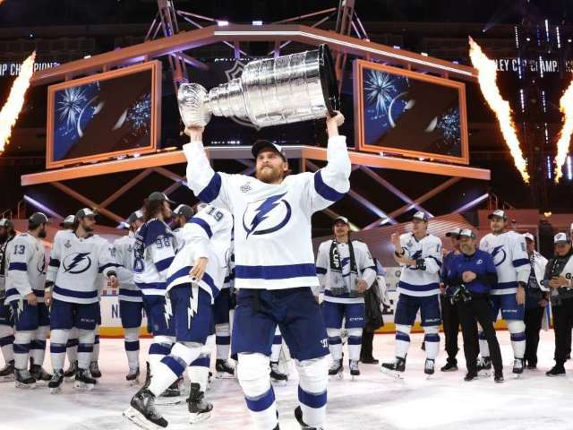 Tampa Bay Lightning Win Stanley Cup, and Social Media Sounds Off