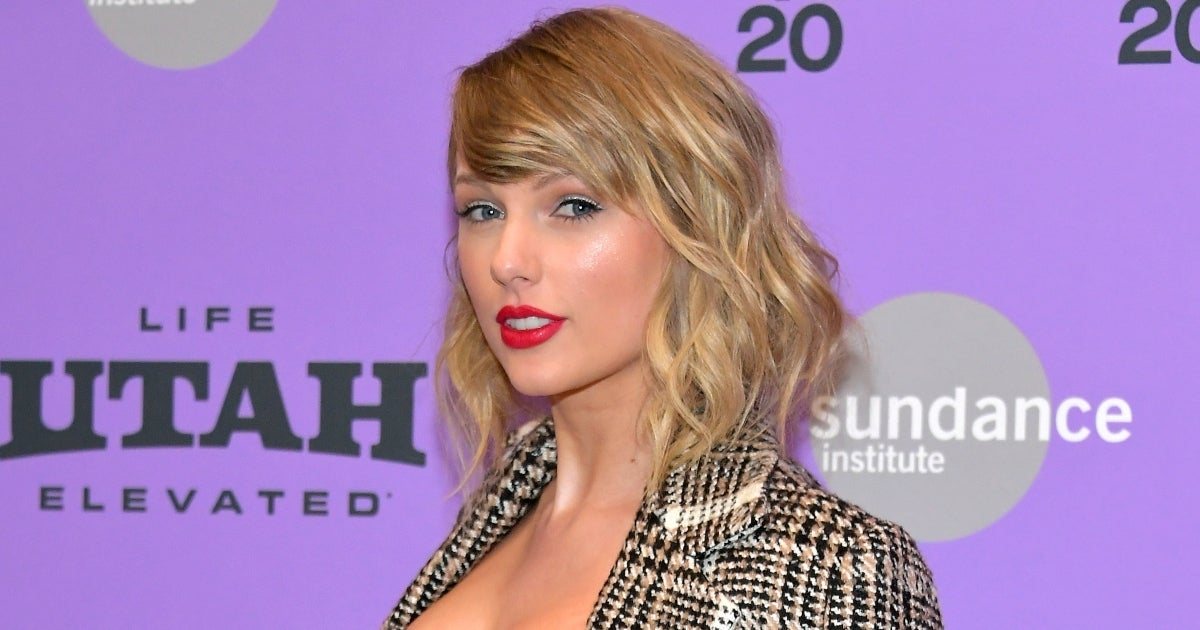 taylor swift getty images